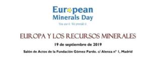 European Minerals Day