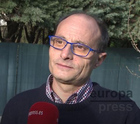 El Director del IGEO valora la colaboración española en el rover Perserverance en el  que participa él y su equipo