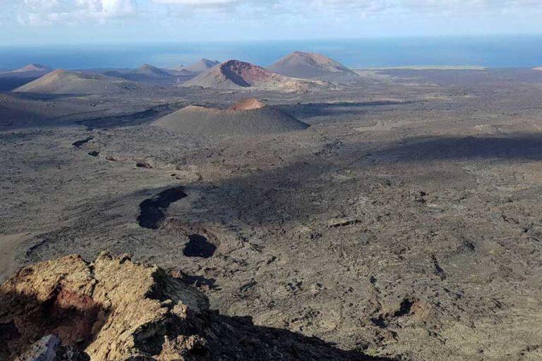 Marte y la importancia geológica y astrobiológica de Canarias
