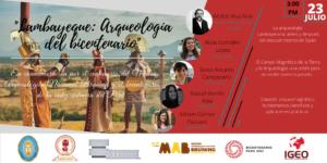 Lambayaque: arqueología del bicentenario